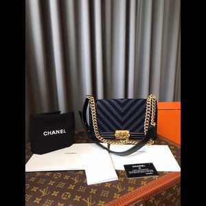 Chanel Medium Leboy